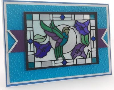Stanzschablone, stained glass von Creativ Expressions, Artikelnr.: Kh446782-CED24001