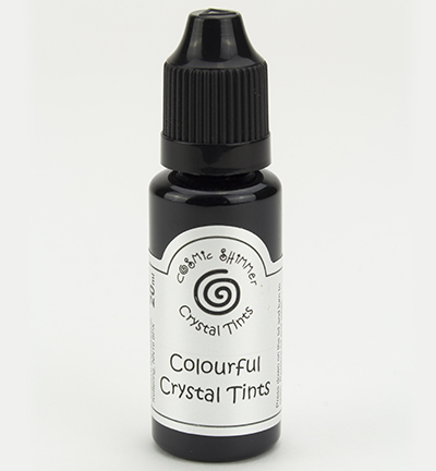 Cosmic Shimmer Crystal Tints, 20 ml, mit Farbauswahl